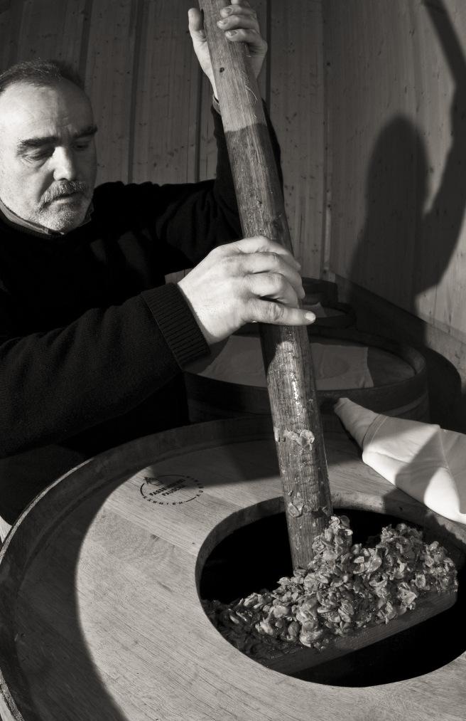 Josko Sirk e il suo aceto