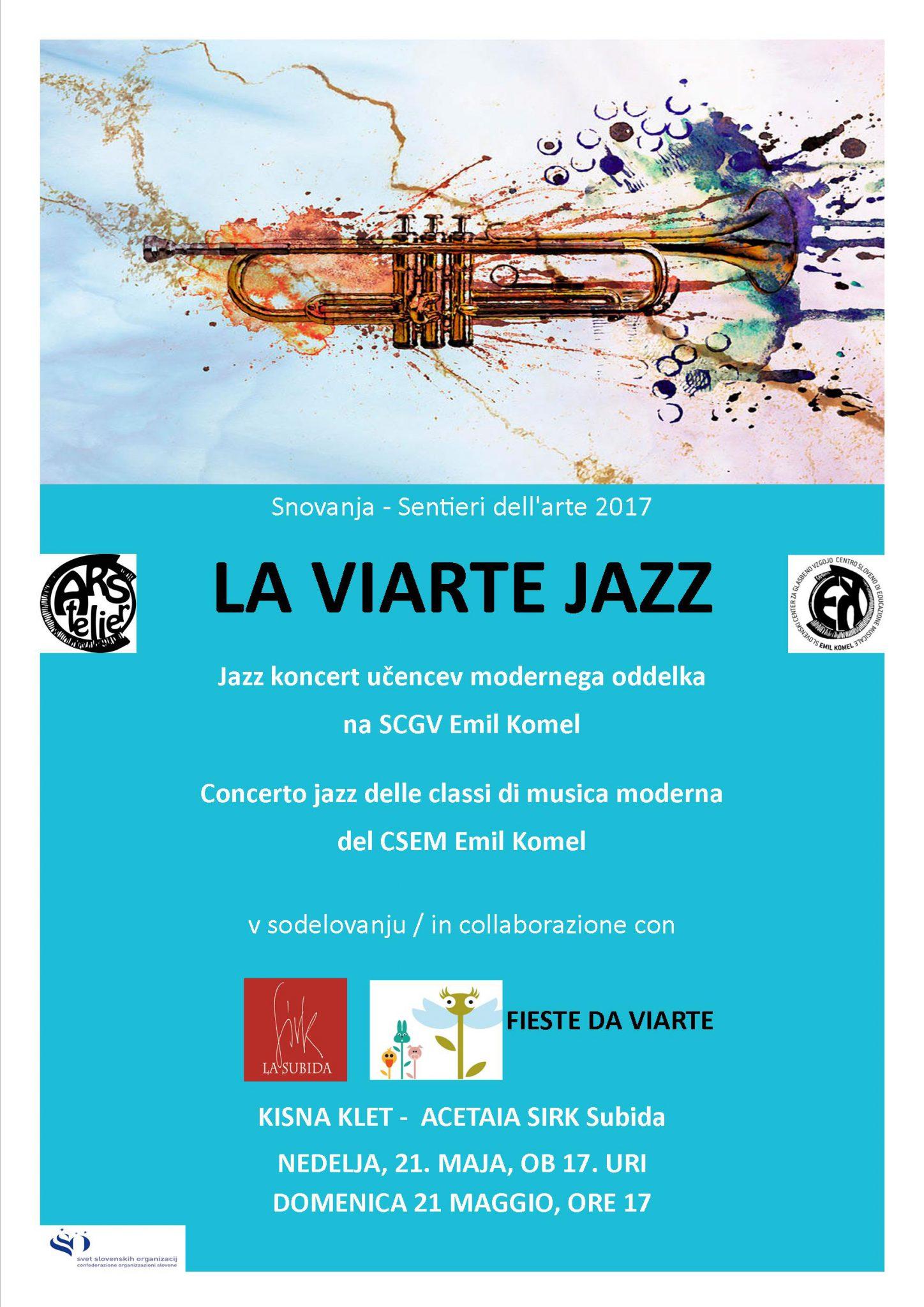 La Viarte jazz A3