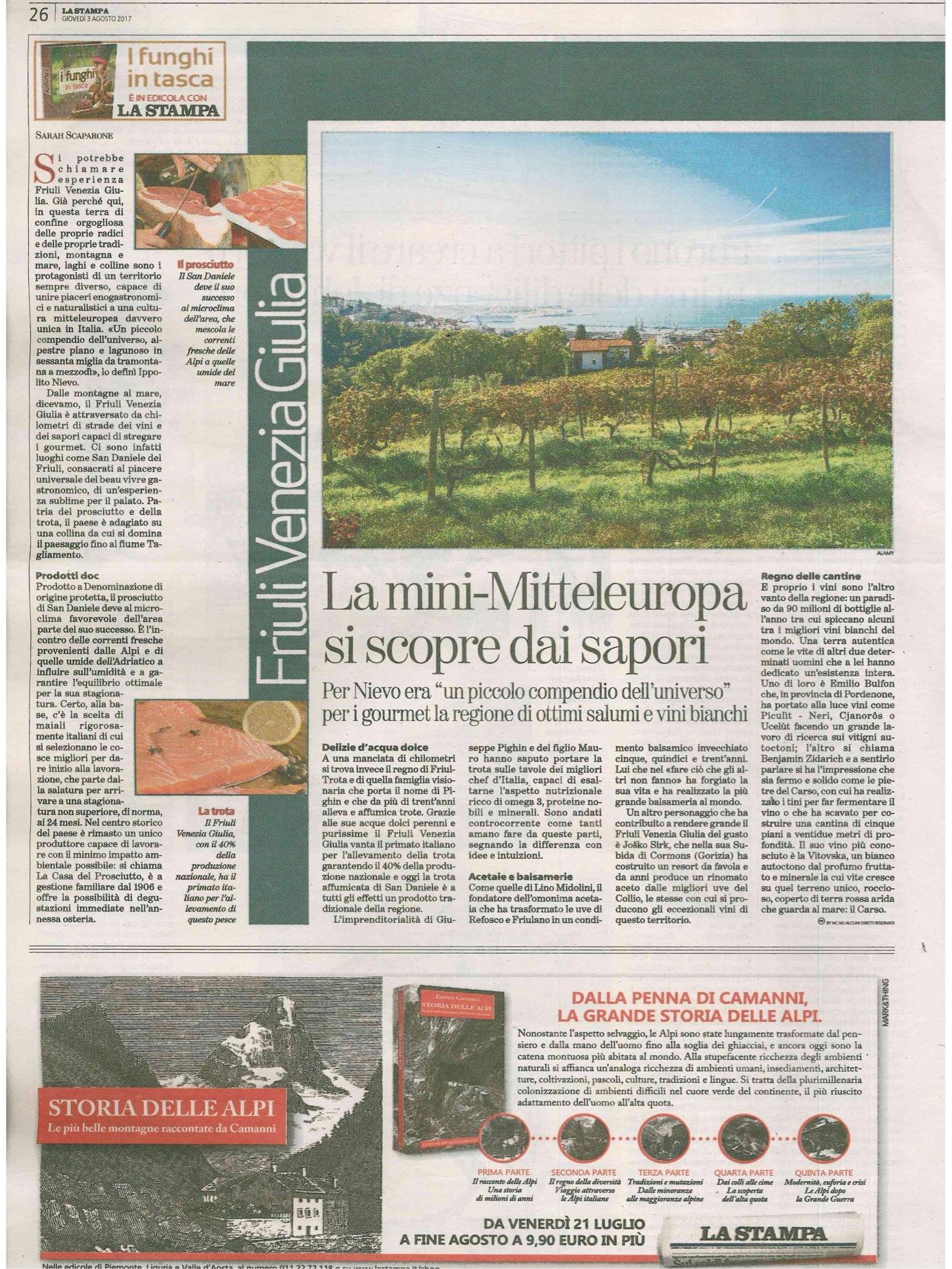 La Stampa_articolo